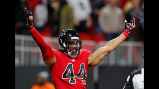 Falcons exercise fifth-year option on DE Vic Beasley