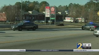 Waffle House robbery ends in deadly shootout