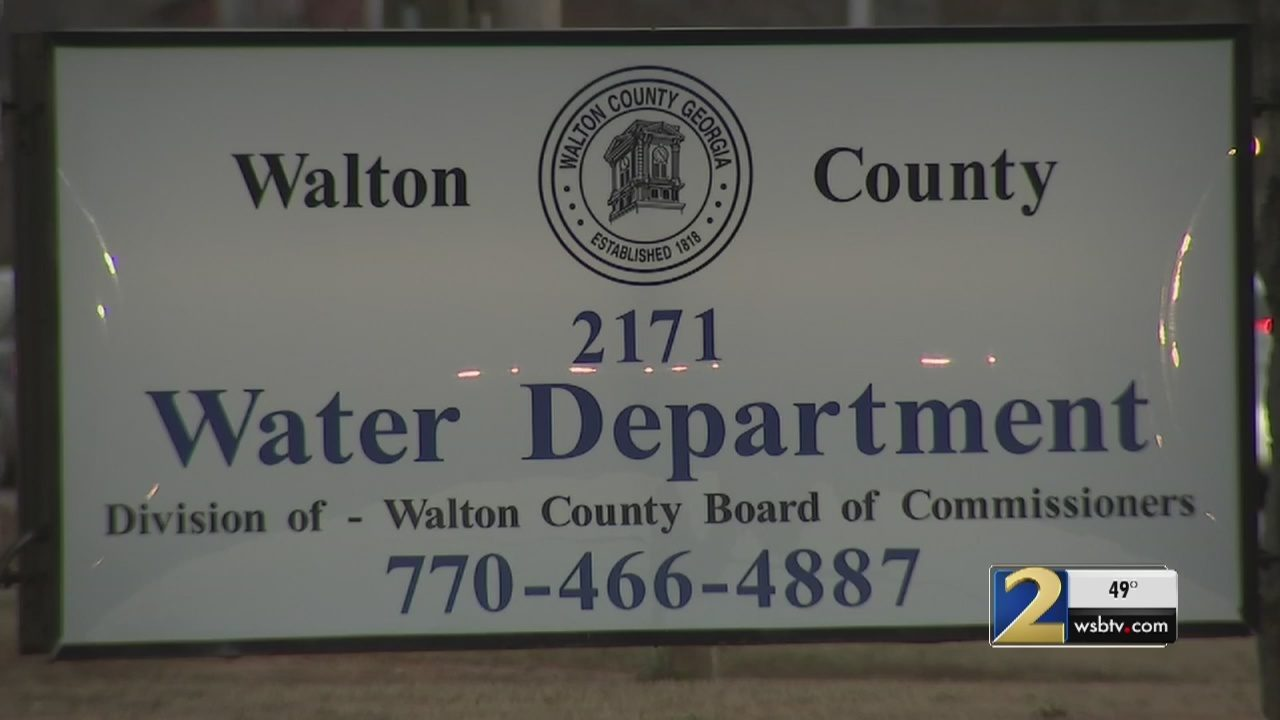 Woman says she was floored when she got $5,000 water bill   WSB-TV