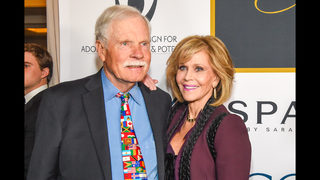 PHOTOS: Jane Fonda celebrates 80th birthday with Ted Turner, GCAPP