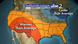 Dreaming of a white Christmas? The odds are stacked against us