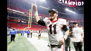 JAKE FROMM: From AJC Super 11 to the College Football Playoff