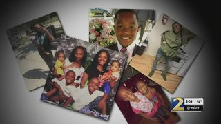 Mother of 7 killed with child in backseat of car; community rallies in support of family