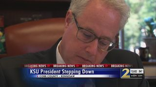 Sam Olens to step down as Kennesaw State