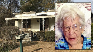 91-year-old woman dies in raging house fire; blind grandson escapes