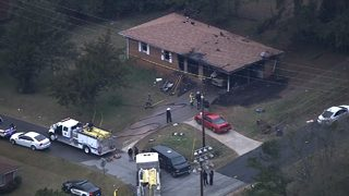 2 kids killed, mother seriously injured in house fire