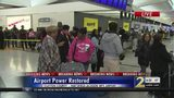 Hundreds of flights canceled day after massive power outage at Atlanta airport