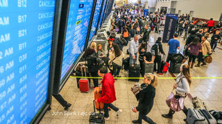 400+ flights canceled at Atlanta airport Monday