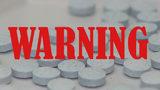 Fentanyl warning
