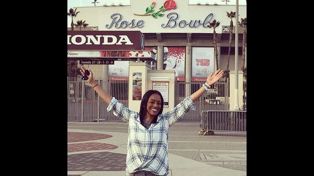 PHOTOS: Day 1 at the Rose Bowl | WSB-TV