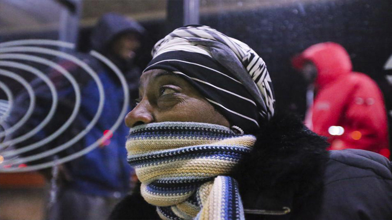 Atlanta could see the coldest New Year's Day in 16 years