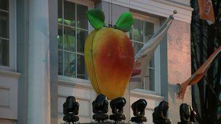 Thousands expected for frigid Peach Drop celebration