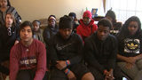 Ten of the at least 70 people arrested during birthday party speak about mistreatment from officers