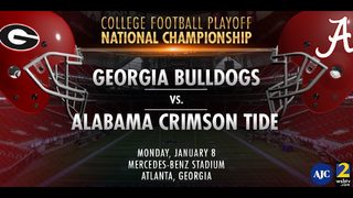 Georgia, Alabama to meet in epic National Championship in Atlanta
