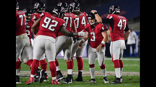 Falcons defeat Rams in NFC Wild Card game