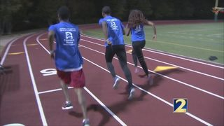 Covenant House uses running to help homeless teens