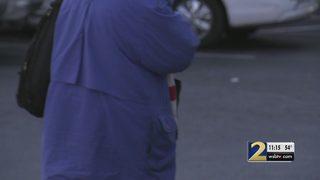 Police warn of series of robberies targeting female shoppers
