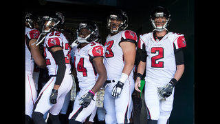 Atlanta-Philadelphia: Falcons
