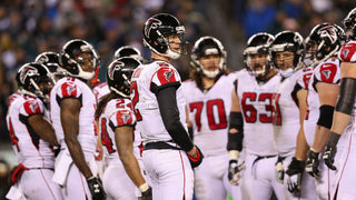 Falcons fall to Philadelphia Eagles in NFC playoff game