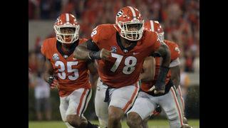 More than 20 SEC underclassmen entering the NFL Draft
