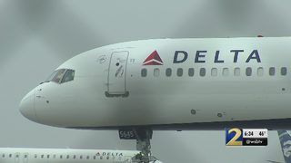 Delta may face stumbling blocks recouping money from airport blackout