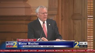 Gov. Nathan Deal says he