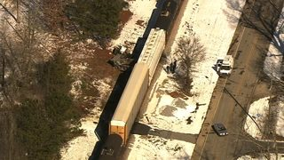GDOT worker killed in accident with train