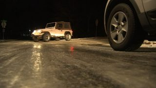 Schools close as many counties continue to see icy roads