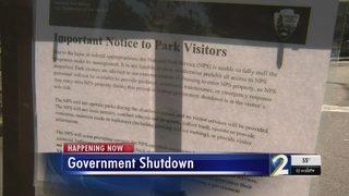 As shutdown continues, metro Atlanta residents worry what happens next