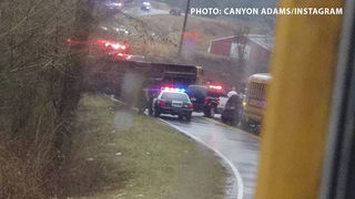 School bus wreck injures 16 students