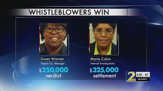 Long-running whistle-blower lawsuit will cost taxpayers more thank $500,000
