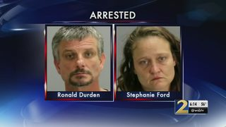 Couple accused of stealing more than $100,000 in Amazon packages