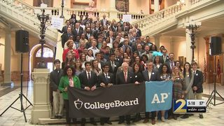 Local students push for more access to AP exams