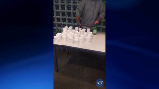 Inmate says parties have alcohol, music inside Atlanta prison camp (PHOTO)