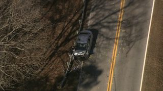 Deputy among those hurt after chase ends in crash