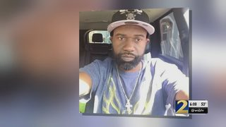 Man in critical condition after family says he was run over by police officer