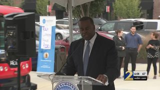 Atlanta police to give limited security to former Mayor Kasim Reed through April