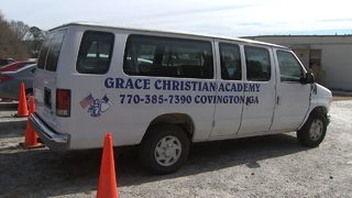 Cash, van stolen from Christian academy; Parents outraged