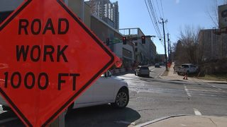 Frustrated drivers fed up with backups in midtown Atlanta