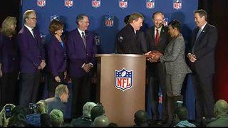 Atlanta Super Bowl LIII Host Committee holds NFL handoff ceremony