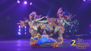 UniverSoul Circus FAM2FAM discount available