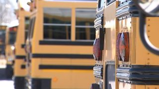 Dozens of bus drivers out sick in local school district