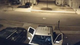 Thieves steal electronics, handgun after breaking into 20 cars in 1 night, police say