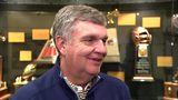 Yellow Jackets coach Paul Johnson talks about 2018 recruiting class