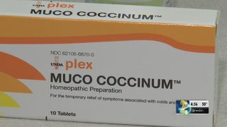 Pharmacist says natural drugs can work as well as Tamiflu to fight flu