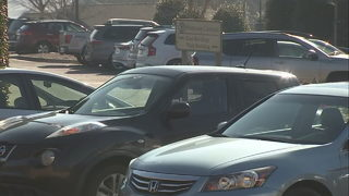 Deputies investigating string of car break-ins at day cares, senior living centers