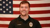 Officer Chase Maddox, 26, was killed Friday in the line of duty.