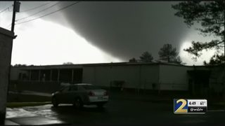 Ground-breaking research simulates deadly EF-5 tornado
