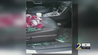 Woman says 911 refused to send help after her car was broken into