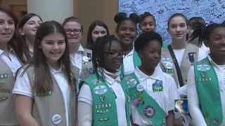 Girl Scouts lobby to rename bridge at State Capitol